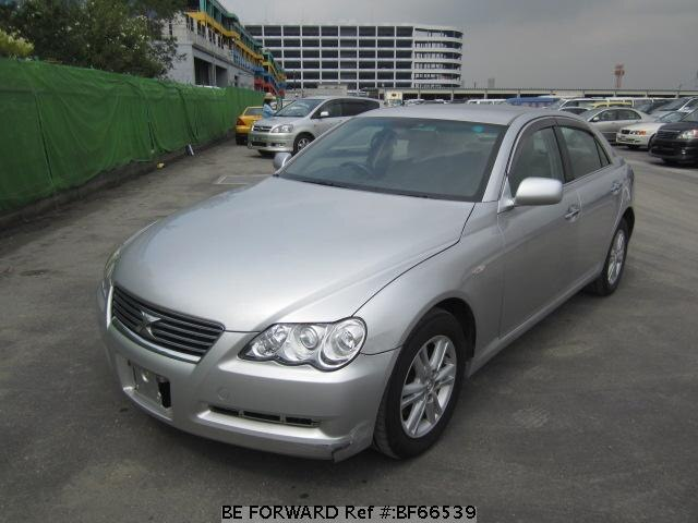Used 2005 TOYOTA MARK X BF66539 for Sale