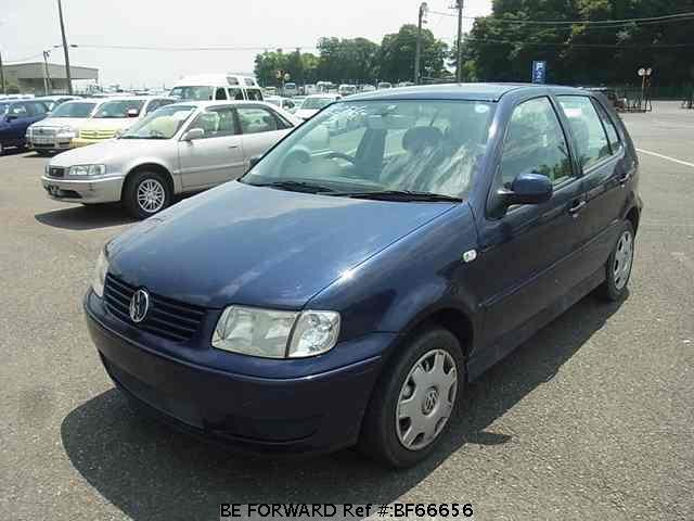 Used 2001 VOLKSWAGEN POLO BF66656 for Sale