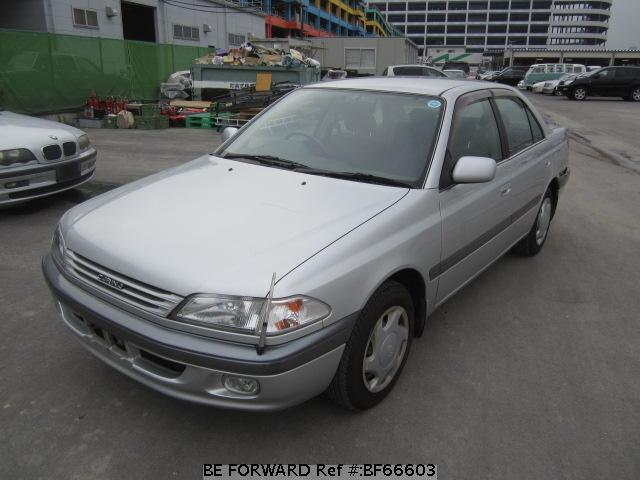 Used 1997 TOYOTA CARINA BF66603 for Sale