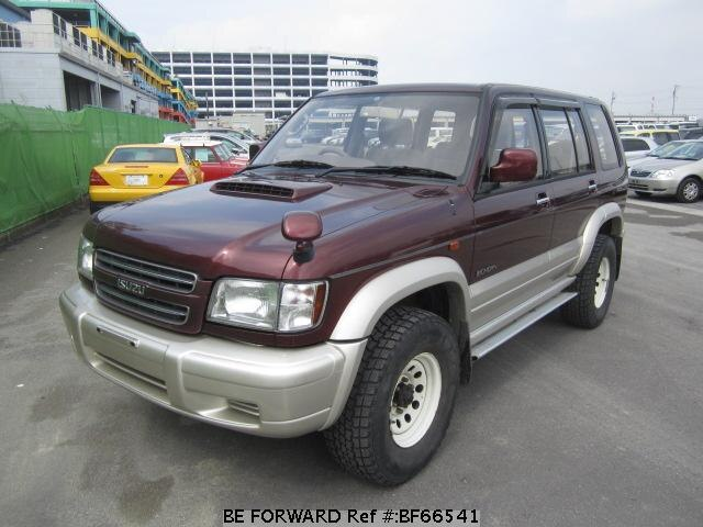 Used 2001 ISUZU BIGHORN BF66541 for Sale