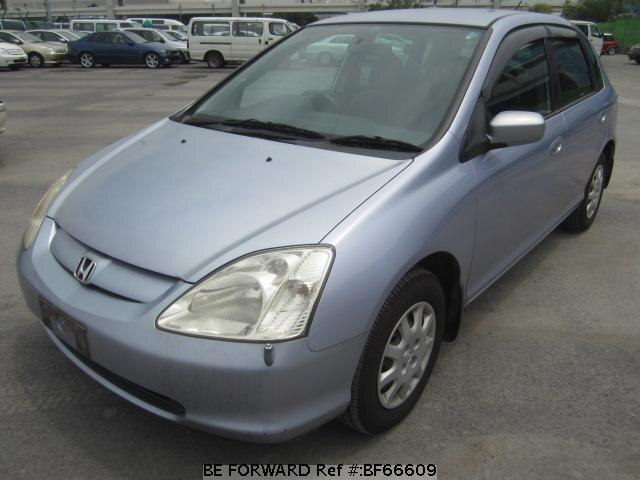 Used 2001 HONDA CIVIC BF66609 for Sale