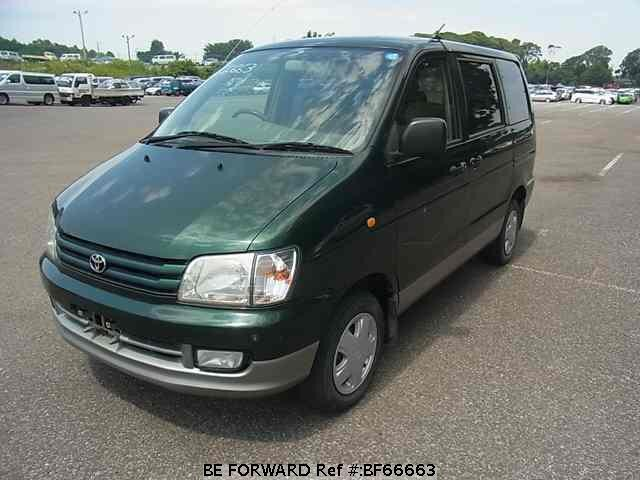 Used 1998 TOYOTA TOWNACE NOAH BF66663 for Sale