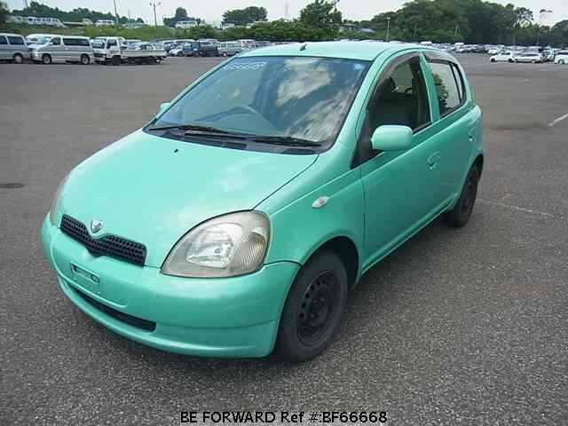 Used 1999 TOYOTA VITZ BF66668 for Sale