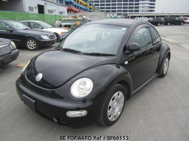 Used 2001 VOLKSWAGEN NEW BEETLE BF66553 for Sale