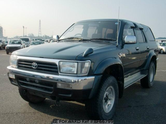 Used 1995 TOYOTA HILUX SURF BF66799 for Sale