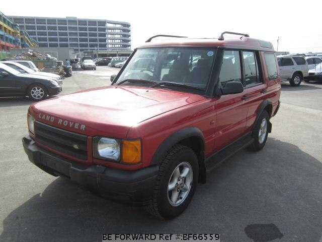 Used 2001 LAND ROVER DISCOVERY BF66559 for Sale