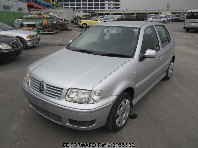 Used 2001 VOLKSWAGEN POLO BF66562 for Sale