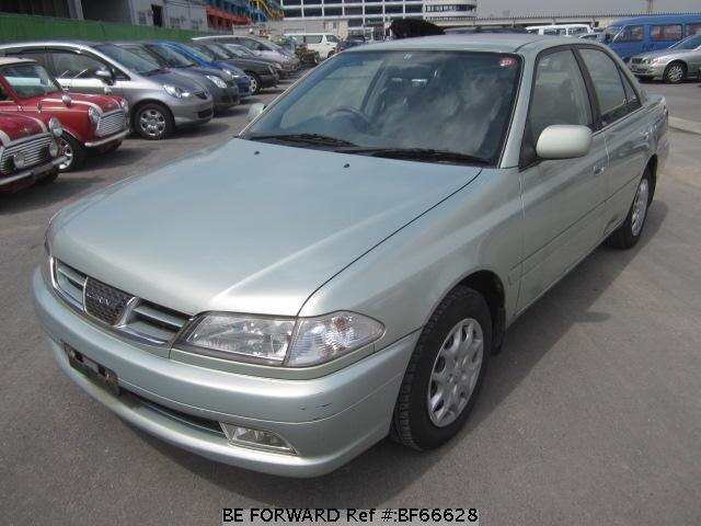 Used 2000 TOYOTA CARINA BF66628 for Sale