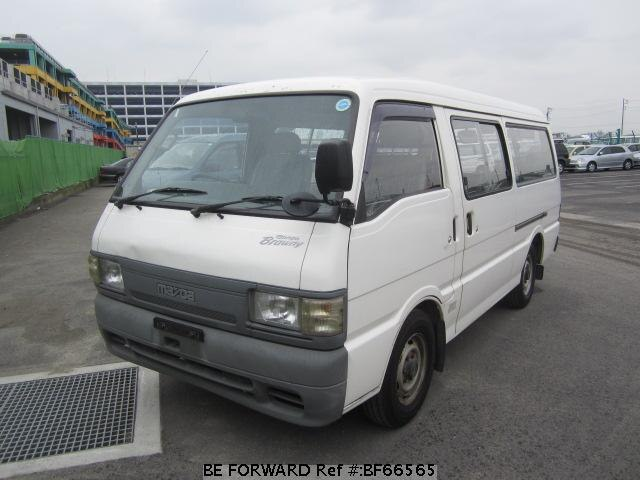 Used 1998 MAZDA BONGO BRAWNY VAN BF66565 for Sale