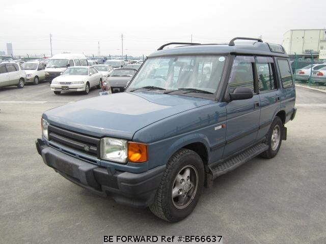 Used 1999 LAND ROVER DISCOVERY BF66637 for Sale