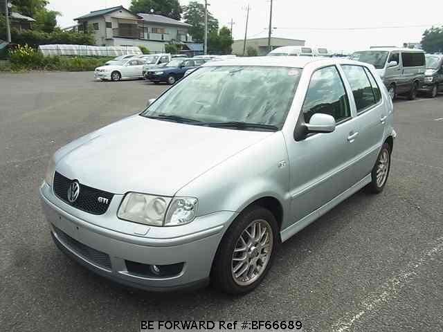 Used 2001 VOLKSWAGEN POLO BF66689 for Sale
