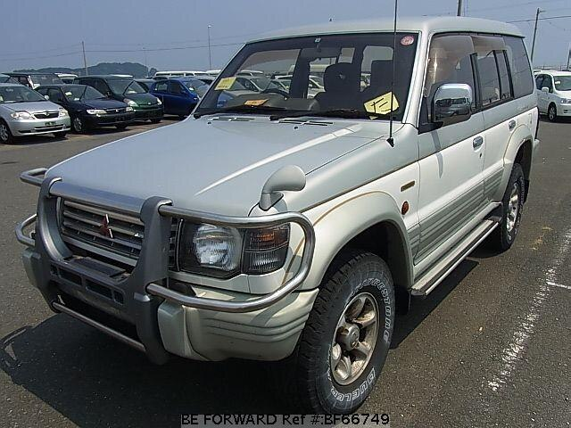 Used 1994 MITSUBISHI PAJERO BF66749 for Sale