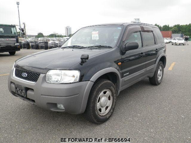 Used 2001 FORD ESCAPE BF66694 for Sale
