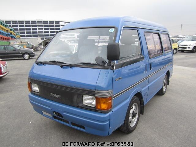 Used 1994 NISSAN VANETTE VAN BF66581 for Sale