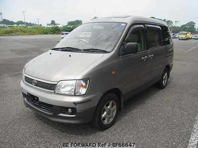 Used 1997 TOYOTA LITEACE NOAH BF66647 for Sale