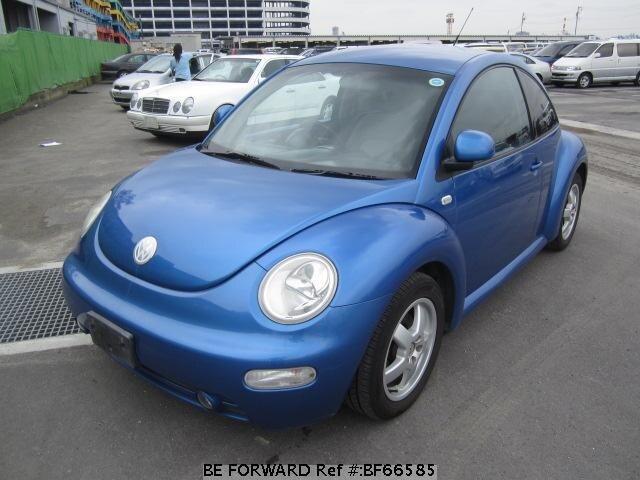 Used 2000 VOLKSWAGEN NEW BEETLE BF66585 for Sale