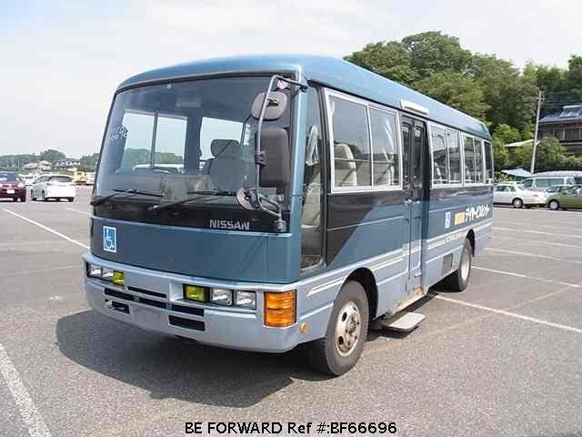 Used 1995 NISSAN CIVILIAN BUS BF66696 for Sale