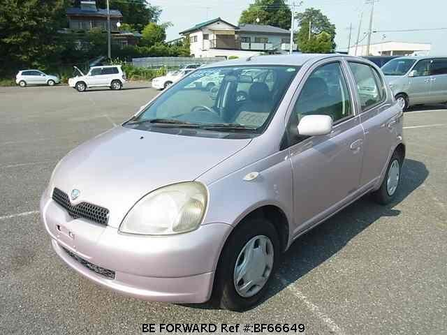 Used 1999 TOYOTA VITZ BF66649 for Sale