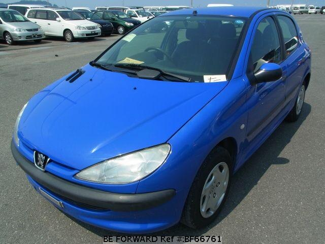 Used 2000 PEUGEOT 206 BF66761 for Sale