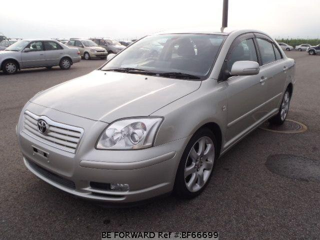 Used 2003 TMUK AVENSIS BF66699 for Sale