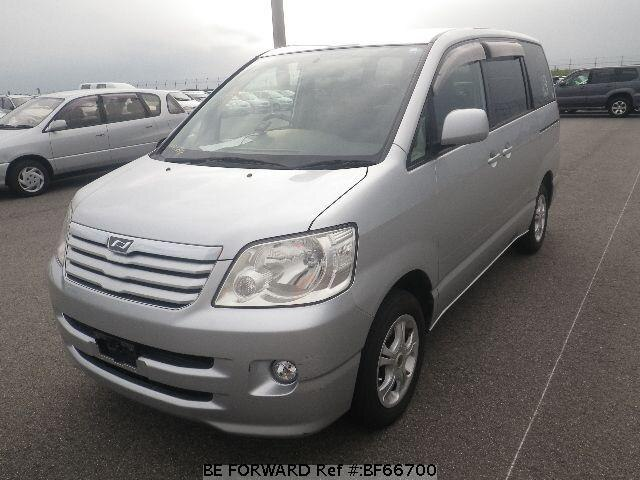Used 2001 TOYOTA NOAH BF66700 for Sale
