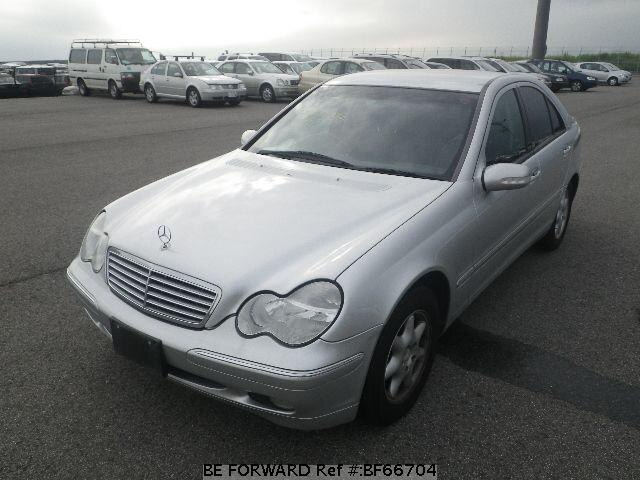 Used 2000 MERCEDES-BENZ C-CLASS BF66704 for Sale