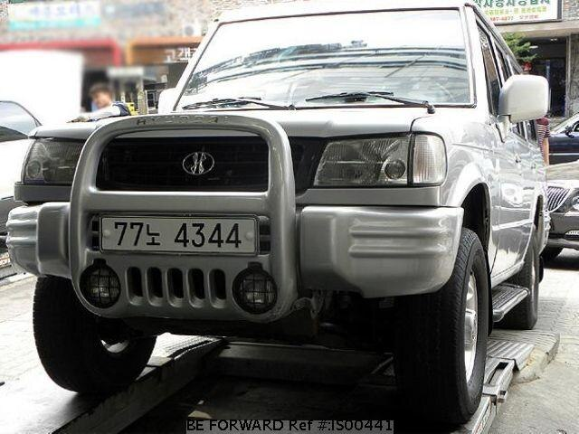 Used 1998 HYUNDAI GALLOPER BF99507 for Sale