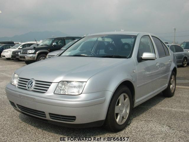 Used 2002 VOLKSWAGEN BORA BF66857 for Sale