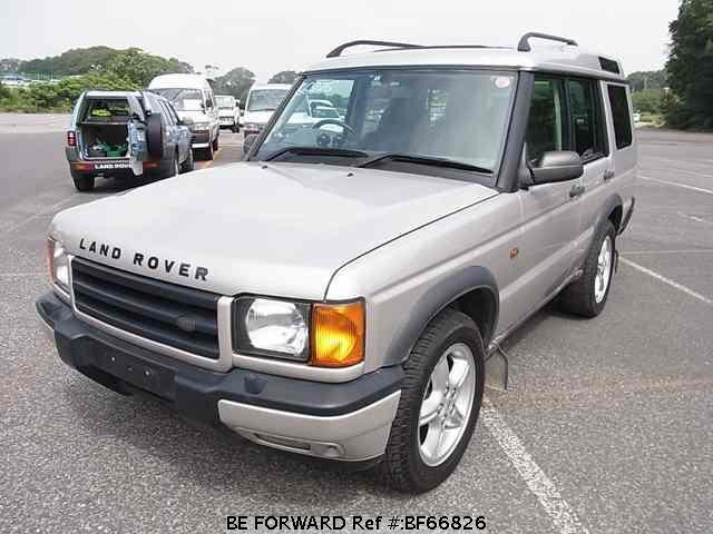 Used 2000 LAND ROVER DISCOVERY BF66826 for Sale