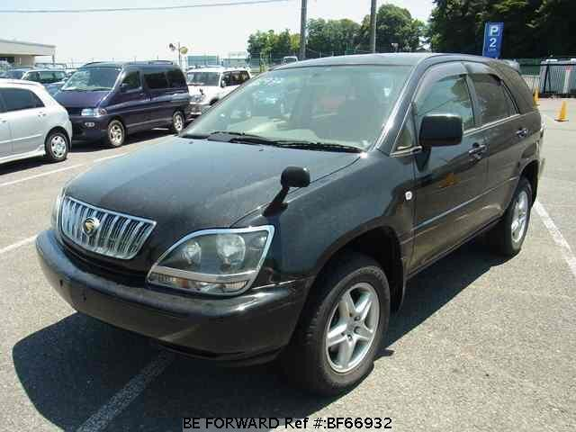 Used 1998 TOYOTA HARRIER BF66932 for Sale