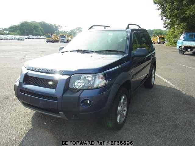 Used 2005 LAND ROVER FREELANDER BF66896 for Sale