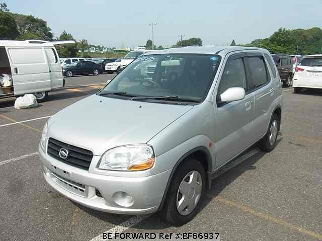 Used 2003 SUZUKI SWIFT BF66937 for Sale