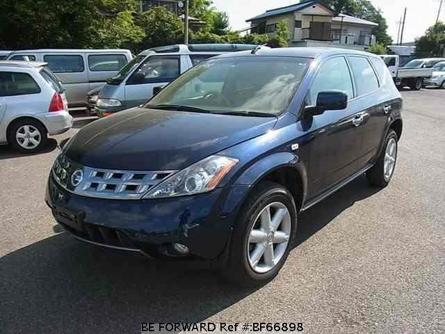 Used 2005 NISSAN MURANO BF66898 for Sale