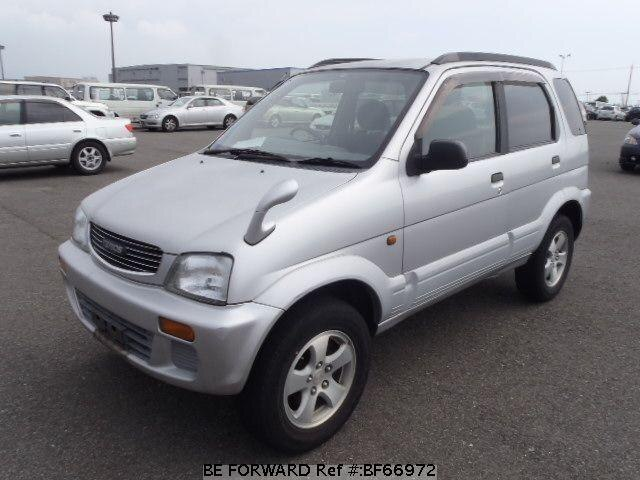Used 1997 DAIHATSU TERIOS BF66972 for Sale