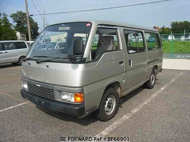 Used 1994 NISSAN CARAVAN VAN BF66901 for Sale