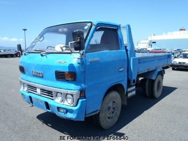 Used 1979 ISUZU ELF TRUCK BF66840 for Sale