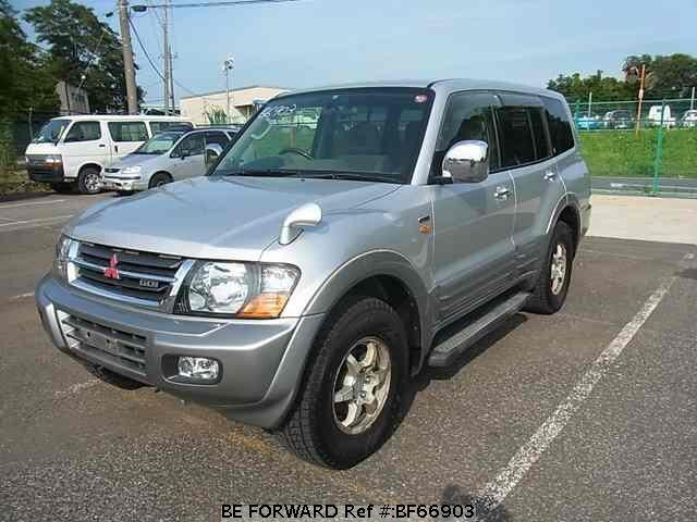 Used 2000 MITSUBISHI PAJERO BF66903 for Sale