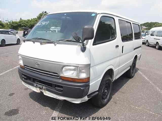Used 1997 TOYOTA HIACE VAN BF66949 for Sale