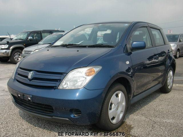 Used 2003 TOYOTA IST BF66876 for Sale