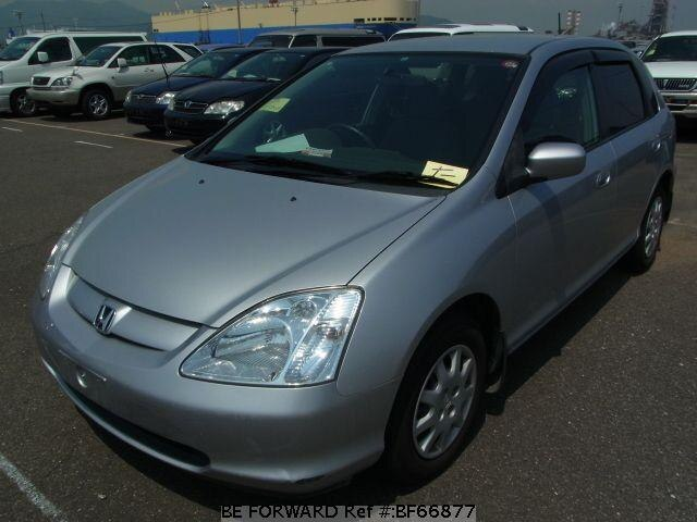 Used 2002 HONDA CIVIC BF66877 for Sale