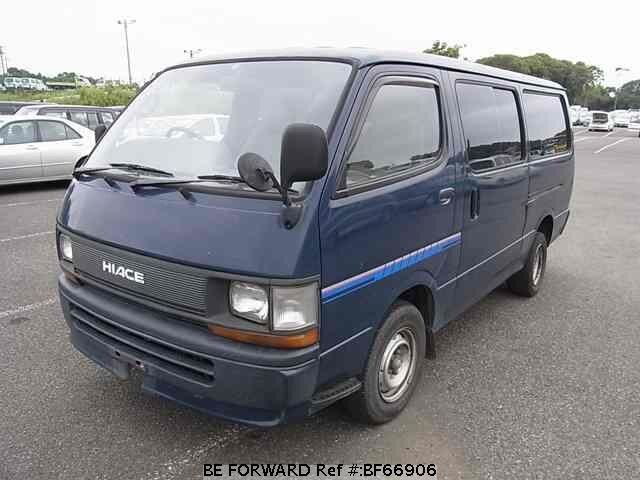 Used 1992 TOYOTA HIACE VAN BF66906 for Sale