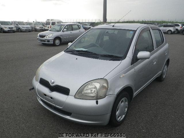 Used 2001 TOYOTA VITZ BF66980 for Sale