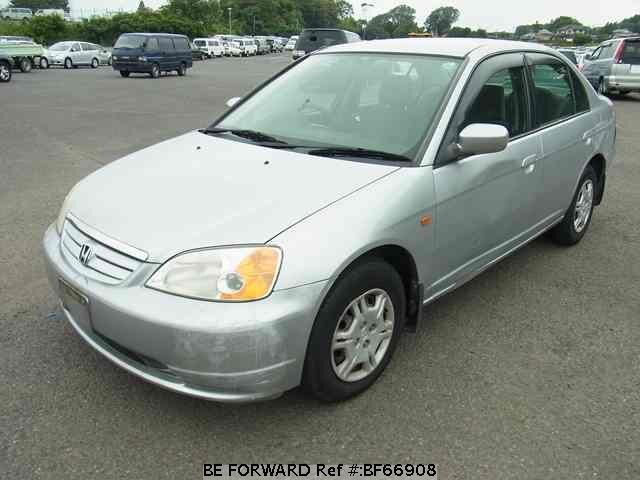 Used 2000 HONDA CIVIC FERIO BF66908 for Sale