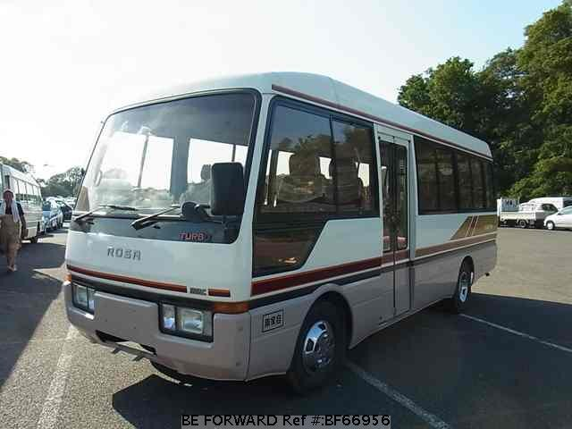 Used 1986 MITSUBISHI ROSA BF66956 for Sale