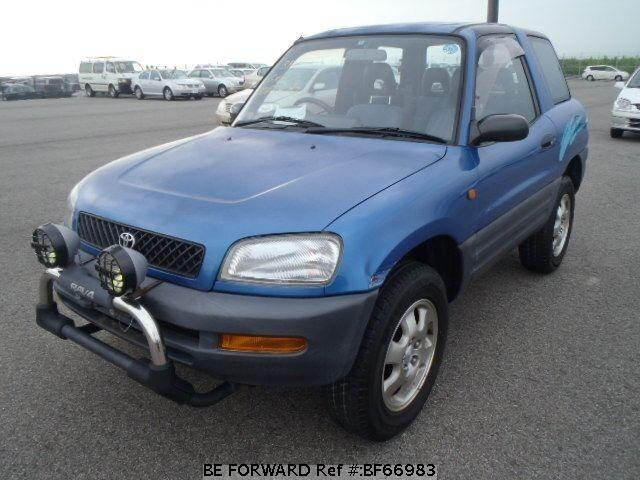 Used 1995 TOYOTA RAV4 BF66983 for Sale