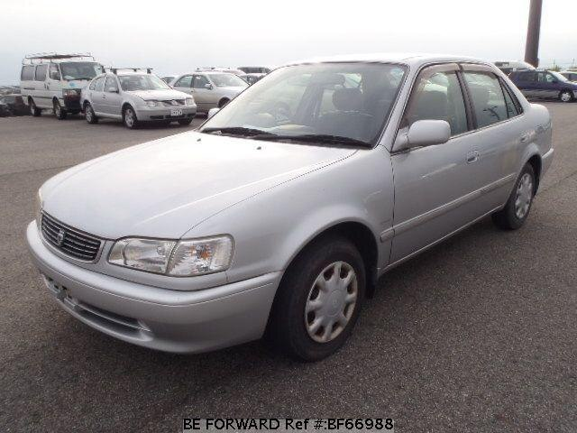 Used 1997 TOYOTA COROLLA SEDAN BF66988 for Sale