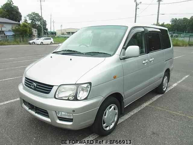 Used 2001 TOYOTA LITEACE NOAH BF66913 for Sale