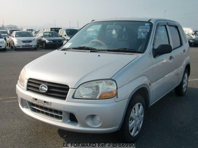 Used 2001 SUZUKI SWIFT BF66990 for Sale