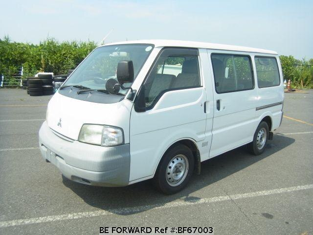 Used 2000 MITSUBISHI DELICA VAN BF67003 for Sale