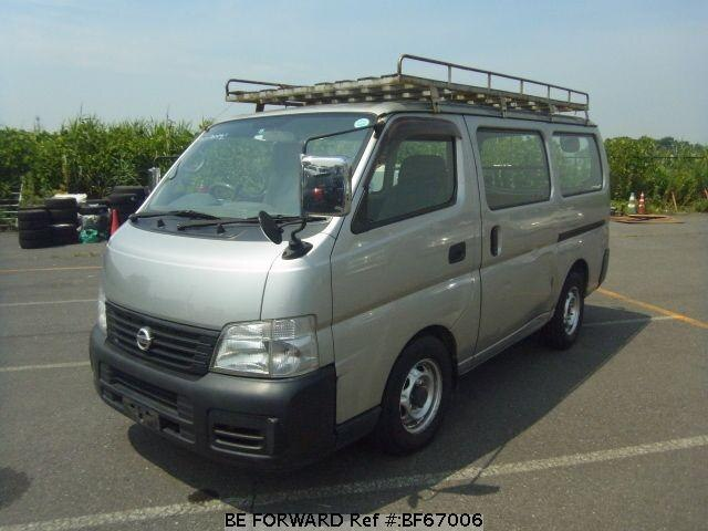 Used 2003 NISSAN CARAVAN VAN BF67006 for Sale